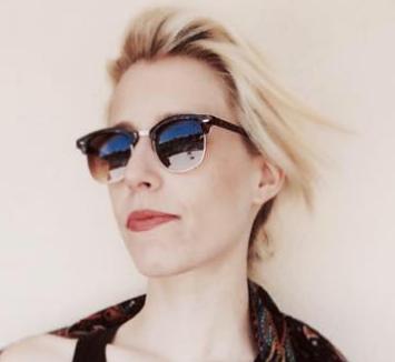Alice Pagotto Menzione speciale per Recitazione e Lettura di audiolibri - Edizione 2016