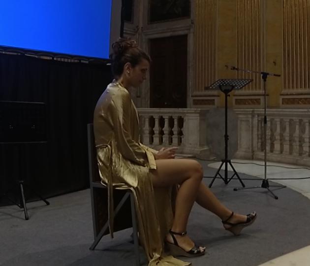 Roberta Crivelli ActorsPoetryFestival 7th
