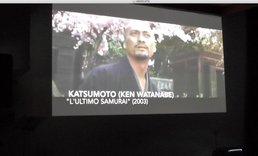 Hal Yamanouchi voce ufficiale di Ken Watanabe (L'ultimo Samurai)