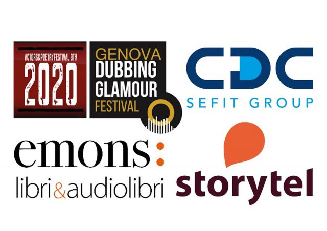 Partners ActorsPoetryFestivall 9th - Dubbing Glamour Festival 2nd