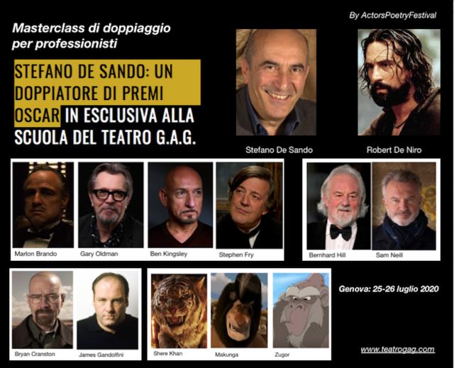 Stefano De Sando
