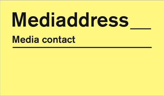 Mediaddress partner