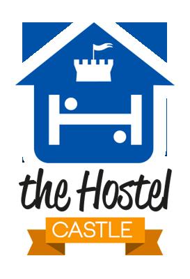 Logo The Castle Hostel Abbey