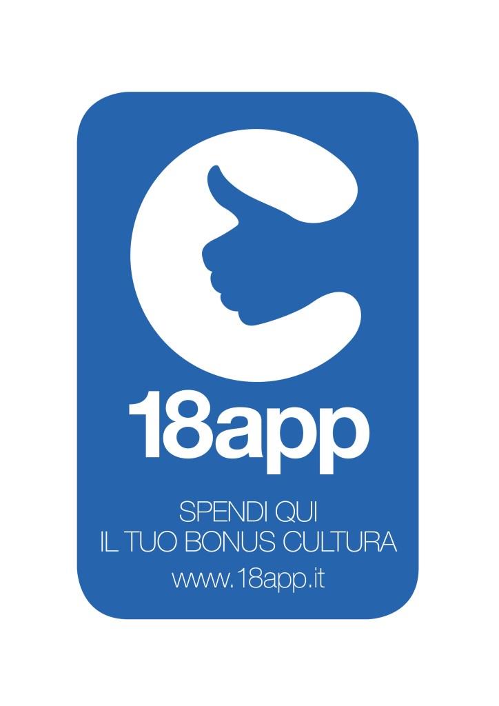 logo 18 app MIC (Ministero della Cultura e Consiglio dei Ministri)